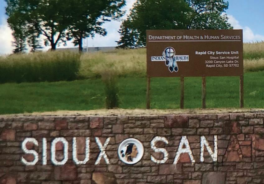 Sioux San Rumors Lakota Country Times